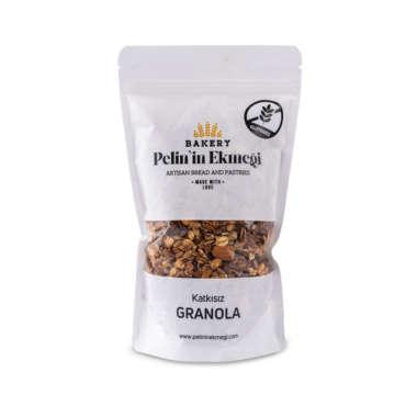 Glutensiz Granola / Rafine Şekersiz